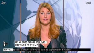 Valérie Amarou sur i-Télé - 14/04/12 - 04