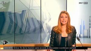 Valérie Amarou sur i-Télé - 21/01/12 - 02