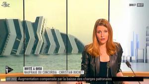 Valérie Amarou sur i-Télé - 21/01/12 - 03