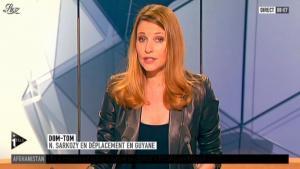 Valérie Amarou sur i-Télé - 21/01/12 - 04