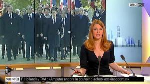 Valérie Amarou sur i-Télé - 29/01/12 - 01