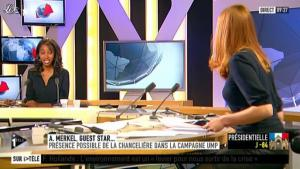 Valérie Amarou sur i-Télé - 29/01/12 - 03