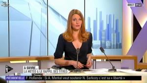 Valérie Amarou sur i-Télé - 29/01/12 - 04