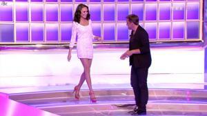 Valérie Bègue dans la Roue de la Fortune - 01/03/12 - 02