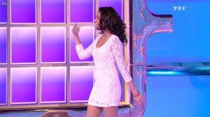 Valérie Bègue dans la Roue de la Fortune - 01/03/12 - 05