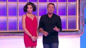 Valérie Bègue dans la Roue de la Fortune - 29/02/12 - 06