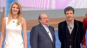 Adriana Volpe dans I Fatti Vostri - 04/03/13 - 01