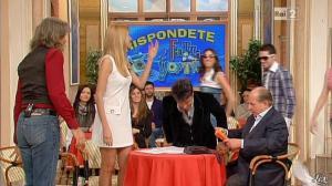 Adriana Volpe dans I Fatti Vostri - 04/03/13 - 05