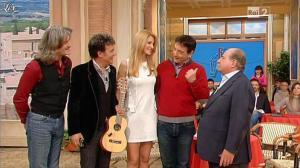 Adriana Volpe dans I Fatti Vostri - 04/03/13 - 10