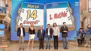 Adriana Volpe dans I Fatti Vostri - 14/03/13 - 06