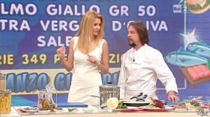 Adriana Volpe dans I Fatti Vostri - 14/03/13 - 11
