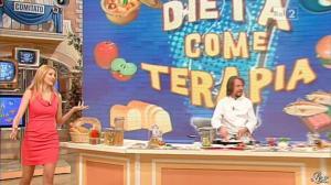 Adriana Volpe dans I Fatti Vostri - 15/03/13 - 02