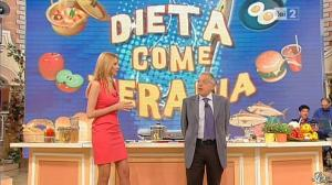 Adriana Volpe dans I Fatti Vostri - 15/03/13 - 03