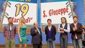 Adriana Volpe dans I Fatti Vostri - 19/03/13 - 03