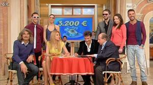 Adriana Volpe dans I Fatti Vostri - 22/03/13 - 10