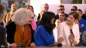 Alma Jodorowsky dans le Grand Journal de Canal Plus - 24/05/13 - 07