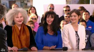 Alma Jodorowsky dans le Grand Journal de Canal Plus - 24/05/13 - 08