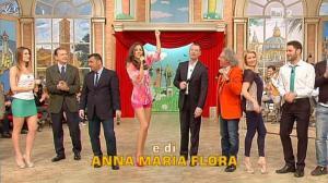 Angela Melillo, Arianna Rendina et Laura Barriales dans Mezzogiorno in Famiglia - 17/03/13 - 02
