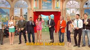 Angela Melillo, Arianna Rendina et Laura Barriales dans Mezzogiorno in Famiglia - 17/03/13 - 03