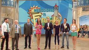 Angela Melillo, Arianna Rendina et Laura Barriales dans Mezzogiorno in Famiglia - 17/03/13 - 36