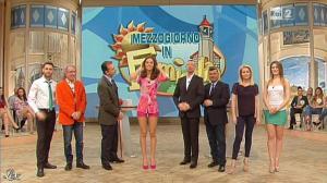 Angela Melillo, Arianna Rendina et Laura Barriales dans Mezzogiorno in Famiglia - 17/03/13 - 49