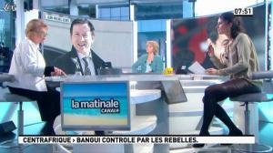 Apolline De Malherbe dans la Matinale - 25/03/13 - 10