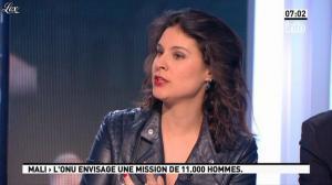 Apolline De Malherbe dans la Matinale - 27/03/13 - 03