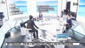 Apolline De Malherbe et Nathalie Iannetta dans la Matinale - 29/03/13 - 20
