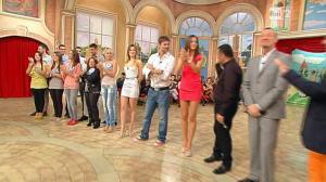 Arianna Rendina et Laura Barriales dans Mezzogiorno in Famiglia - 04/11/12 - 05