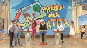 Arianna Rendina et Laura Barriales dans Mezzogiorno in Famiglia - 13/01/13 - 23