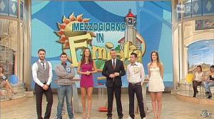 Arianna Rendina et Laura Barriales dans Mezzogiorno in Famiglia - 13/01/13 - 33
