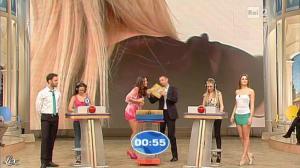 Arianna Rendina et Laura Barriales dans Mezzogiorno in Famiglia - 17/03/13 - 19