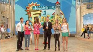 Arianna Rendina et Laura Barriales dans Mezzogiorno in Famiglia - 17/03/13 - 29