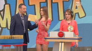 Arianna Rendina dans Mezzogiorno in Famiglia - 24/03/13 - 11