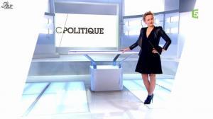 Caroline Roux dans C Politique - 24/03/13 - 01