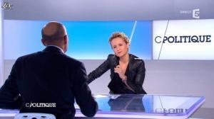 Caroline Roux dans C Politique - 24/03/13 - 07