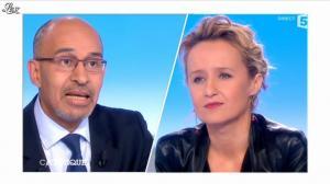 Caroline Roux dans C Politique - 24/03/13 - 09