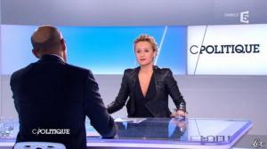 Caroline Roux dans C Politique - 24/03/13 - 11
