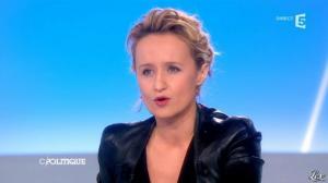 Caroline Roux dans C Politique - 24/03/13 - 12