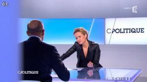 Caroline Roux dans C Politique - 24/03/13 - 17