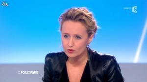 Caroline Roux dans C Politique - 24/03/13 - 18