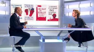 Caroline Roux dans C Politique - 24/03/13 - 20