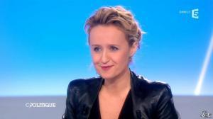 Caroline Roux dans C Politique - 24/03/13 - 22
