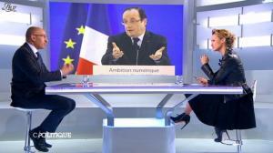 Caroline Roux dans C Politique - 24/03/13 - 26
