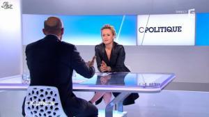 Caroline Roux dans C Politique - 24/03/13 - 29