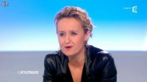 Caroline Roux dans C Politique - 24/03/13 - 31