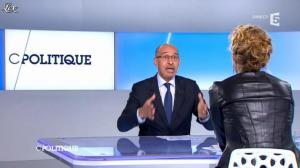 Caroline Roux dans C Politique - 24/03/13 - 35