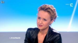 Caroline Roux dans C Politique - 24/03/13 - 40