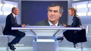 Caroline Roux dans C Politique - 24/03/13 - 41