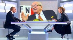 Caroline Roux dans C Politique - 24/03/13 - 47